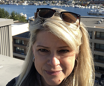 A picture of me at South Lake Union Seattle